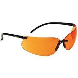 Изображение Защитные очки оранжевые UVa+b protection EN170 + беруши, чехол Makita P-66363