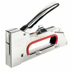 Изображение Таккер ручной метал. R353Е 53А/6-14мм рег.сила удара, для декоративной и поделочных работ, перетяжки