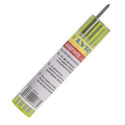 Изображение Сменные грифели (12шт) для карандаша LYRA-DRY d2.8мм LYRA 4499102