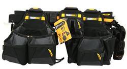 Изображение Комплект разнорабочего. 2 сумки, 30 карманов, петля для молотка. TB-CTTB-01111C TOUGHBUILT™