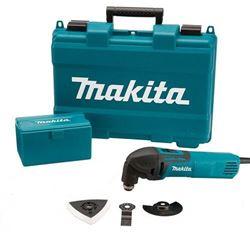 Резак универсальный Makita TM3000CX1 с набором насадок (3шт)