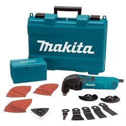 Резак универсальный Makita TM3000CX2 с набором насадок (10шт)