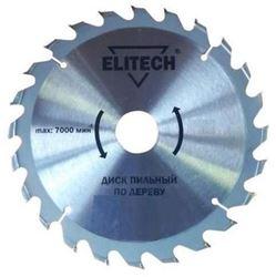 Пильный диск 255*32(30)мм, 96 зуб (2.8мм) дерево 1820.057000 Elitech