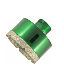 Изображение Коронка алмазная для УШМ М14, 83х60 мм, KERAMOGRANIT-DRY (KG-D-083-014) D.BOR