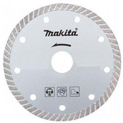 Изображение Алмазный диск 115*22.2 (1.9)мм ЭКОНОМ сплошной рифленый Makita D-41707 (гранит)/10