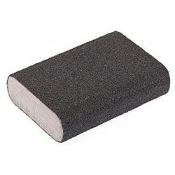 Изображение колодка шлифовальная закругленная 98*66*26мм К100 Flexifoam
