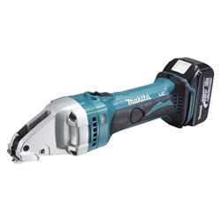 Ножницы шлицевые аккумуляторные Makita LXT ® DJS161RFE