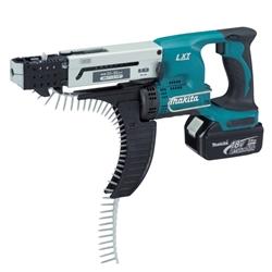 Шуруповерт магазинный аккумуляторный Makita LXT ® DFR550RFE