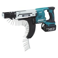 Шуруповерт магазинный аккумуляторный Makita LXT ® DFR750RFE