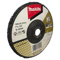 Изображение Диск шлифовальный из вспененного абразива 180 мм Makita B-28999