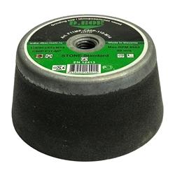 Чашка шлифовальная абразивная D= 110/90 D.BOR F11MP-C60R-110-M14